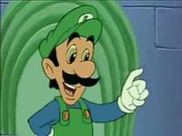 Luigicartoon