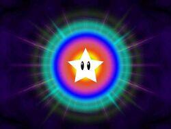 Mario party 3 Millennium star