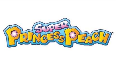 Super Princess Peach Music Extended - Fury Volcano 1