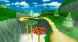 MKW Mushroom Gorge