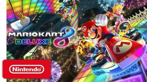Mario Kart 8 Deluxe - Nintendo Switch Presentation 2017 Trailer-0