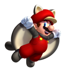 FlyingSquirrelMario