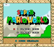 SuperMarioWorldPlayerSelectJapan