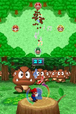 Call of the Goomba - Gameplay