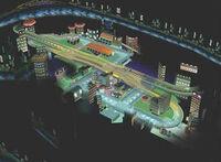 MKDD Mushroom City Map