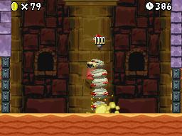 Mummipokey - Injured the First Time - New Super Mario Bros