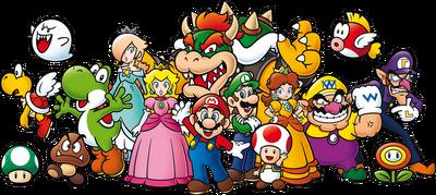 Mario Group