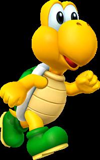 Red turtle mario - photo#28