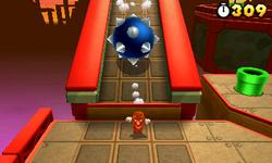 World 8-1 Super Mario 3D Land