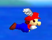 Super Mario 64 - Wing Mario