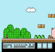 World 1-1 Start - Super Mario Bros. 3