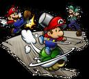 Mario & Luigi RPG 9000: Dark Bowsers Inside Story