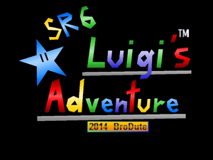 Star Revenge 6 Title Screen