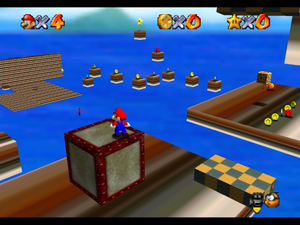 Mario Jump Quest 64