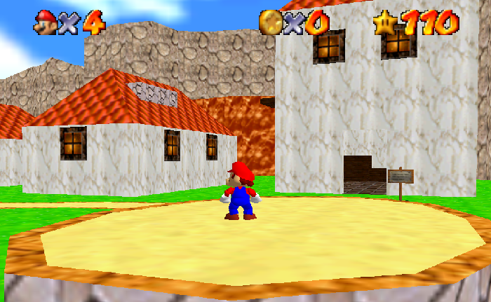 Super Mario 64 Star Road Zip Codes - sevenwhiz