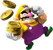 Mario Party DS Wario