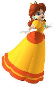 Mario Party DS Daisy