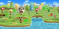 World 1 (New Super Mario Bros. Wii)