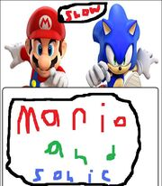 Mario and sonic show