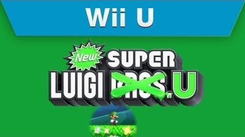 Wii U - New Super Luigi U E3 Trailer