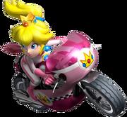 Peach - Mario Kart Wii