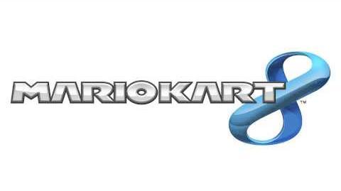 Mario Kart 8 SNES Rainbow Road