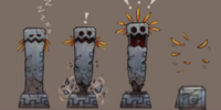 Screaming Pillar
