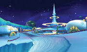 Rosalina's Ice World (Super Mario Wiki)