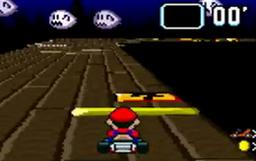 Mario (Ghost Valley 2)