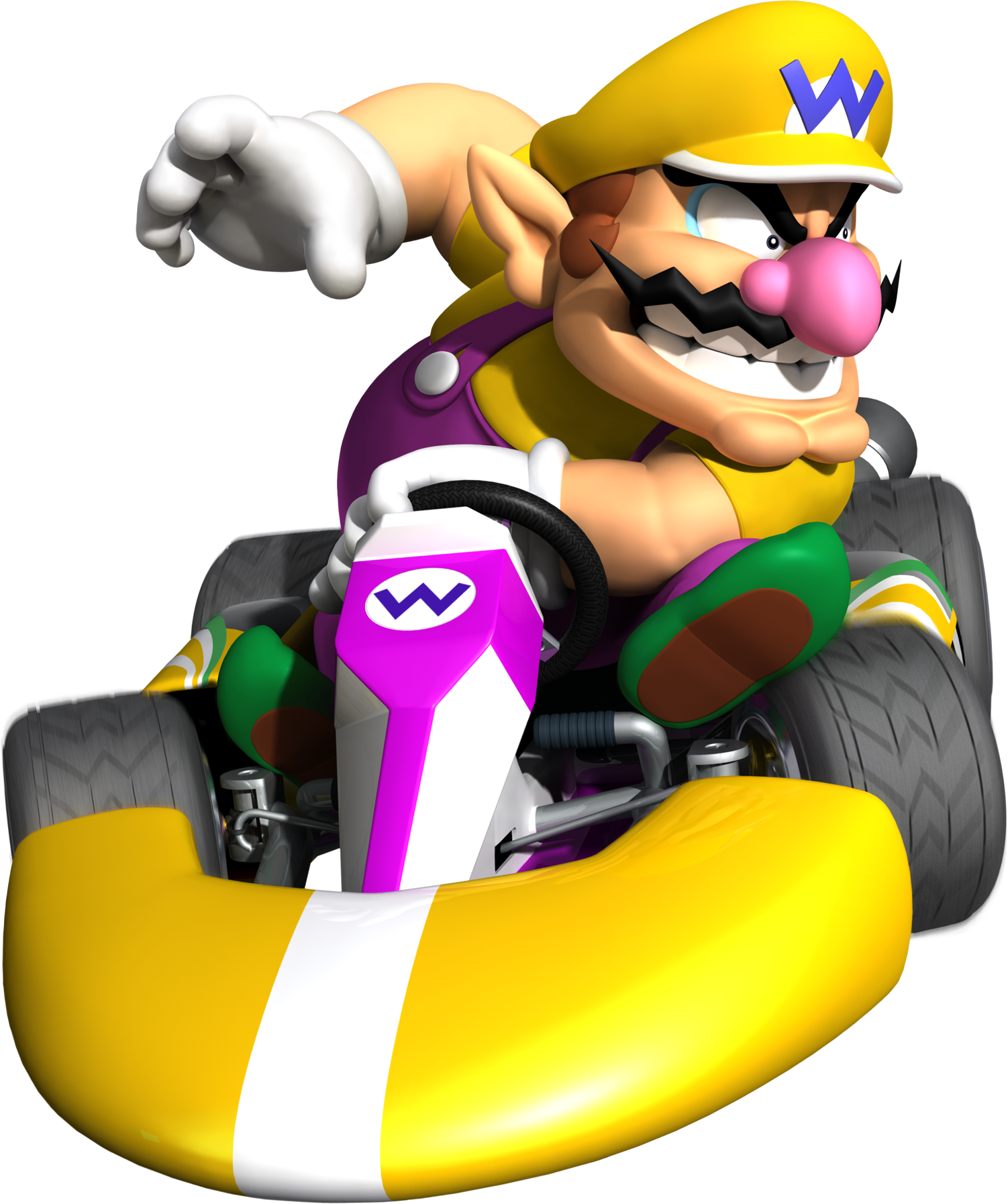 wario mario kart racing wiki fandom powered by wikia. Black Bedroom Furniture Sets. Home Design Ideas