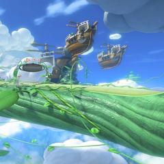 WiiU Cloudtop Cruise