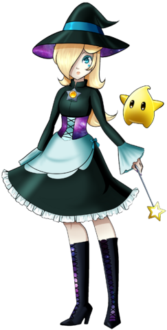 File:Smashoween - Rosalina and Luma.png