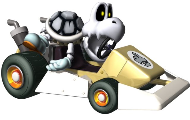 File:Dry Bones Artwork - Mario Kart DS.png