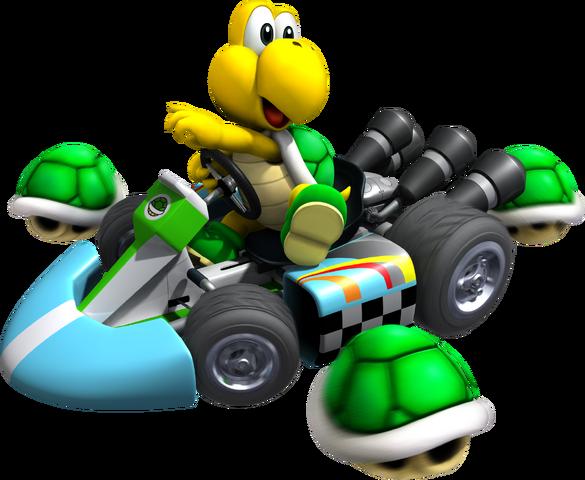 File:Koopa Troopa - Mario Kart Wii.png