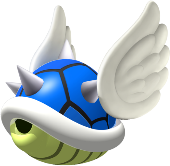 File:Spiny Shell - Mario Kart DS.png