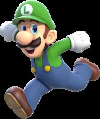 200px-Luigi Artwork - Super Mario 3D World