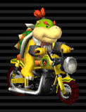 Bowser Jr. on the Zip Zip