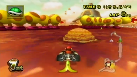 Diddy Kong (Maple Treeway) (2)