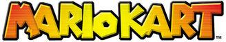 Mario Kart logo (old)