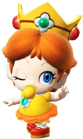 Baby Daisy Gallery Mario Kart Wii Wiki Fandom Powered