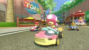 180px-Toadette riding on Mario Kart 8- 2015-04-03 04-51