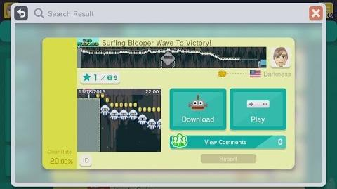 Super Mario Maker - 075 - Stages from The Darkness