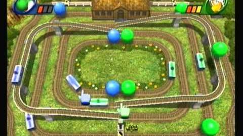 Mario Party 8 - Loco Motives