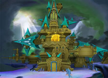 Castle Oblivion