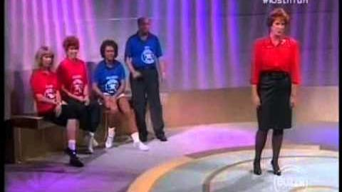 Body Talk (1990) unsold pilot Sharonlee vs Bruce
