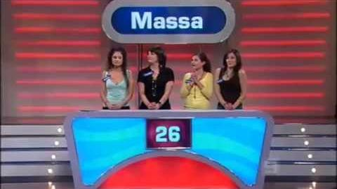 """Family Feud (Australia) (30 Jun 2006) - The Infamous """"Vibrator"""" Episode and $100,000 win"""
