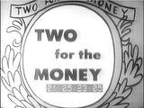Two for the Money '52 pilot alt