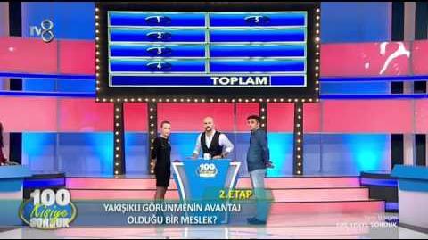 Family Feud (Turkey) - 100 Kişiye Sorduk 4