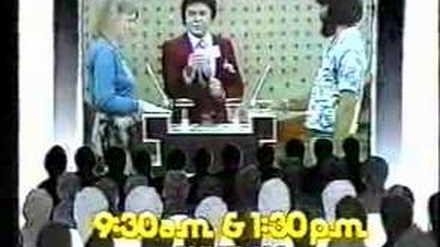 FAMILY FEUD PROMO DARYL SOMMERS AUSTRALIAN AD 80s