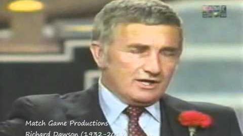 Richard Dawson's Final Words (Family Feud 1985 Finale)
